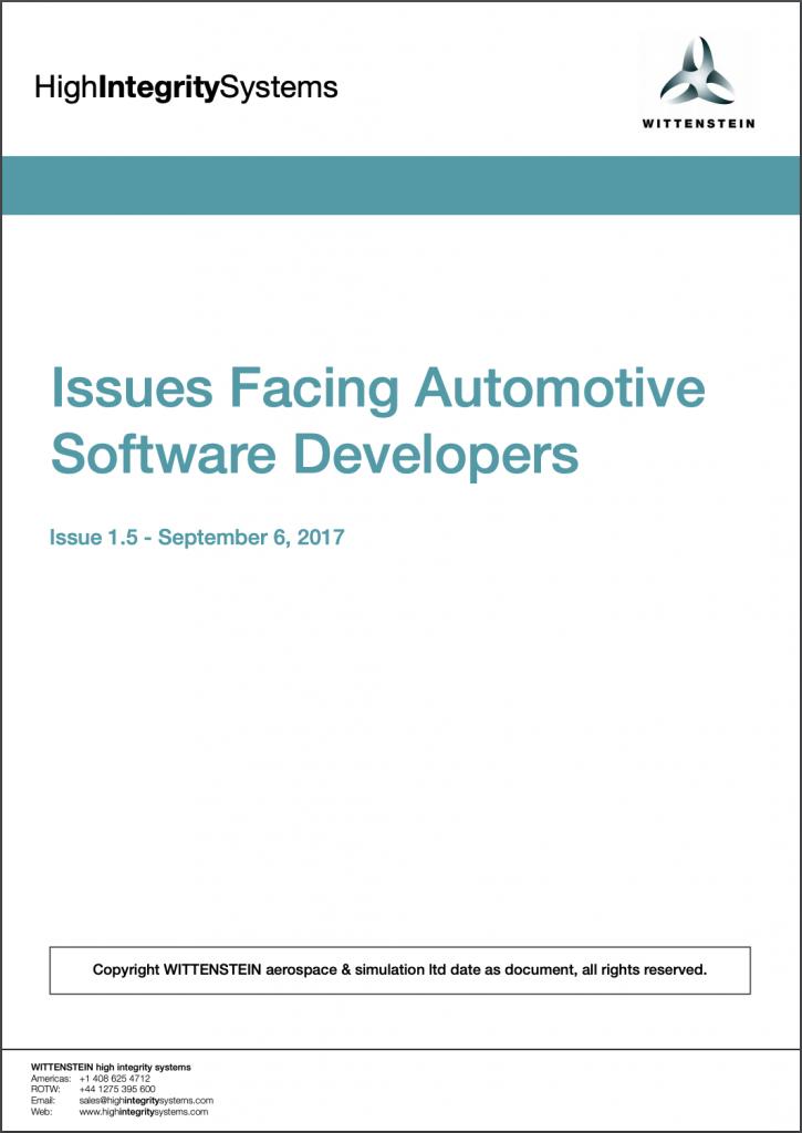 Automotive White Paper